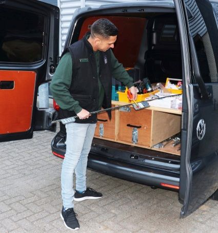 Locksmith The Hague: specialized in opening locks and doors
